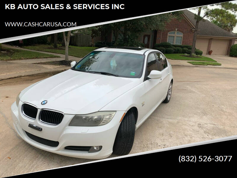 2011 BMW 3 Series for sale at KB AUTO SALES & SERVICES INC in Houston TX