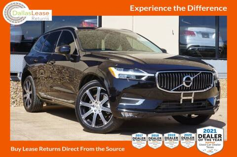 2018 Volvo XC60 for sale at Dallas Auto Finance in Dallas TX