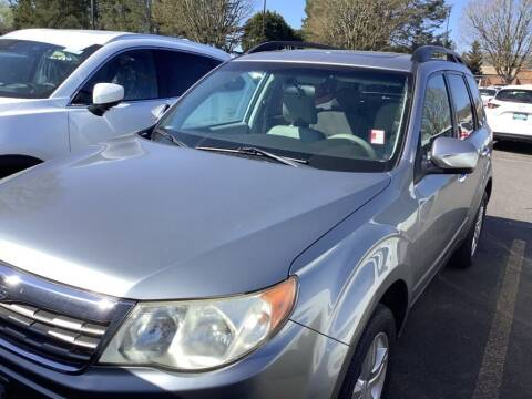 2009 Subaru Forester for sale at Royal Moore Custom Finance in Hillsboro OR