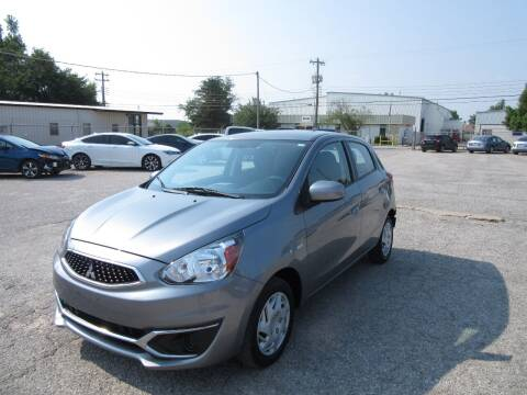 2018 Mitsubishi Mirage for sale at Grays Used Cars in Oklahoma City OK