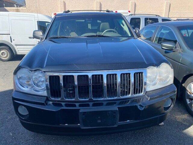 2006 Jeep Grand Cherokee for sale at Auto Legend Inc in Linden NJ