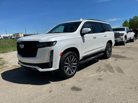 2021 Cadillac Escalade for sale at Truck Buyers in Magrath AB