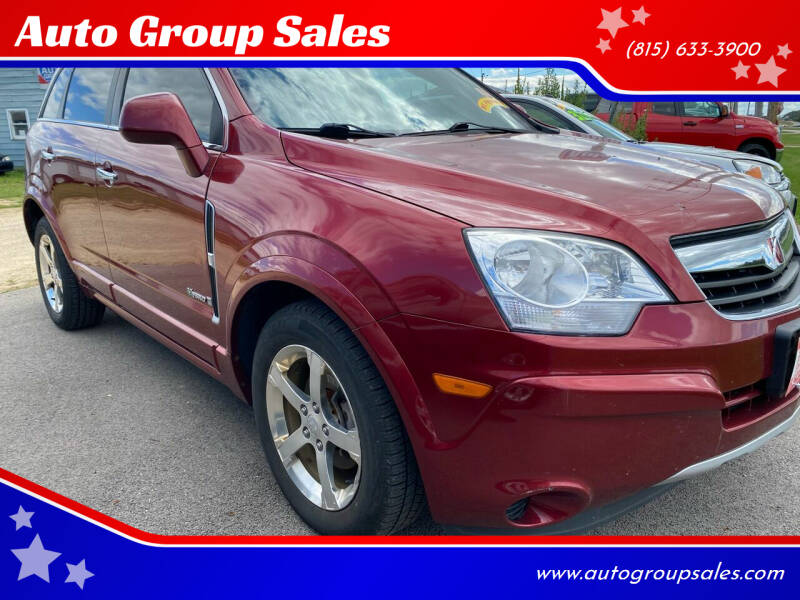 2008 Saturn Vue for sale at Auto Group Sales in Roscoe IL