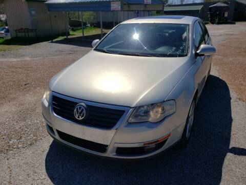 2009 Volkswagen Passat for sale at Scarletts Cars in Camden TN