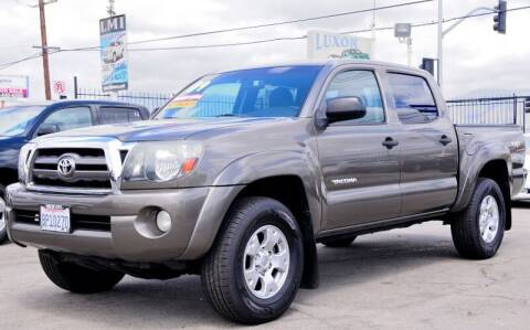 2009 Toyota Tacoma for sale at Luxor Motors Inc in Pacoima CA