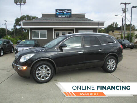2011 Buick Enclave for sale at Smith and Stanke Auto Sales in Sturgis MI