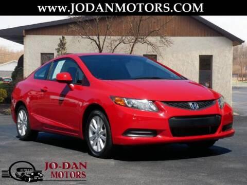 2012 Honda Civic for sale at Jo-Dan Motors in Plains PA
