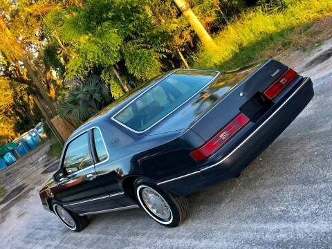 1984 Ford Thunderbird for sale at OVE Car Trader Corp in Tampa FL