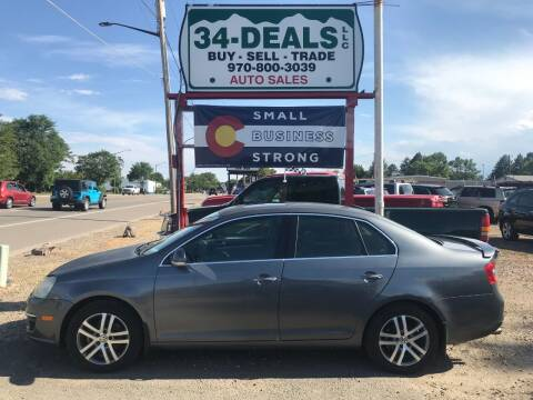 2006 Volkswagen Jetta for sale at 34 Deals LLC in Loveland CO