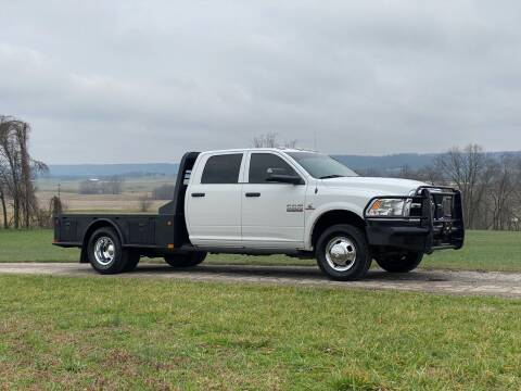 2016 RAM Ram Chassis 3500 for sale at Jackson Automotive LLC in Glasgow KY