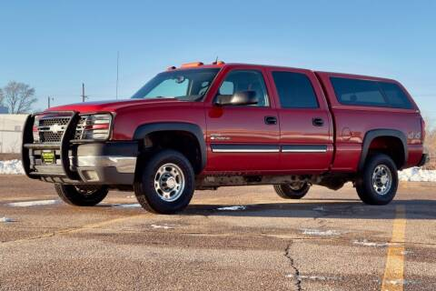 2005 Chevrolet Silverado 2500HD for sale at Island Auto Off-Road & Sport in Grand Island NE