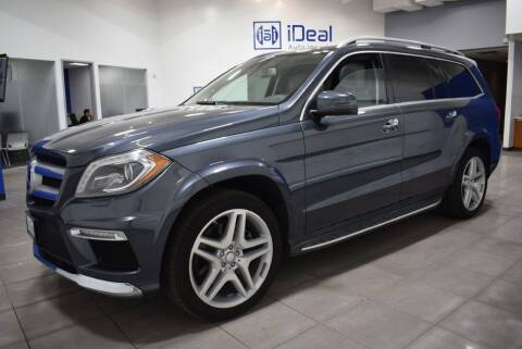 2014 Mercedes-Benz GL-Class for sale at iDeal Auto Imports in Eden Prairie MN