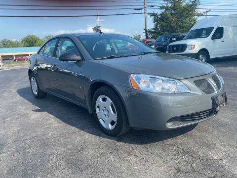 2008 Pontiac G6 for sale at Action Automotive Service LLC in Hudson NY