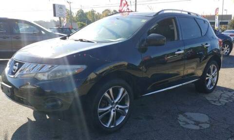 2010 Nissan Murano for sale at L&M Auto Import in Gastonia NC