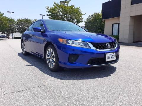 2015 Honda Accord for sale at A&R MOTORS in Portsmouth VA