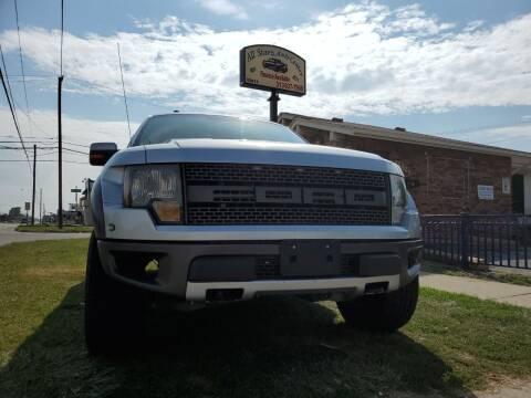 2011 Ford F-150 for sale at All Starz Auto Center Inc in Redford MI