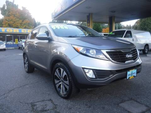 2011 Kia Sportage for sale at Brooks Motor Company, Inc in Milwaukie OR