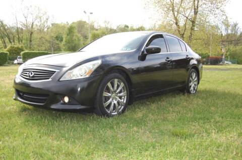 2010 Infiniti G37 Sedan for sale at New Hope Auto Sales in New Hope PA
