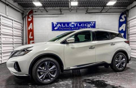 2020 Nissan Murano for sale at Falleti Motors, Inc.  est. 1976 in Batavia NY