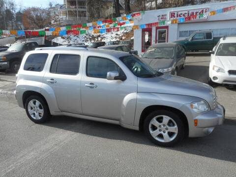 2006 Chevrolet HHR for sale at Ricciardi Auto Sales in Waterbury CT