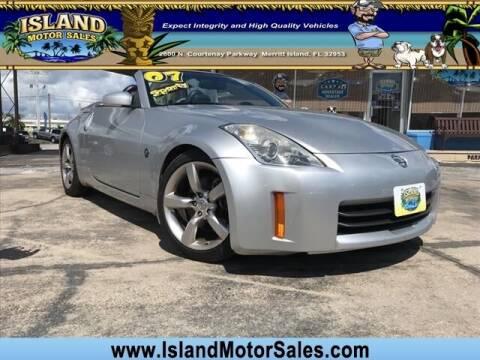 2007 Nissan 350Z for sale at Island Motor Sales Inc. in Merritt Island FL