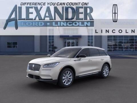 2020 Lincoln Corsair for sale at Bill Alexander Ford Lincoln in Yuma AZ