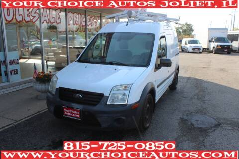 2013 Ford Transit Connect for sale at Your Choice Autos - Joliet in Joliet IL