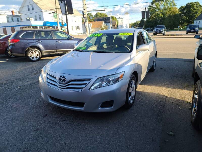 2011 Toyota Camry for sale at TC Auto Repair and Sales Inc in Abington MA