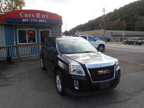 2013 GMC Terrain for sale at Cars R Us in Binghamton NY