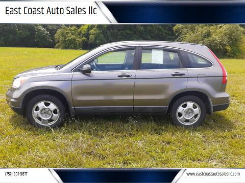 2010 Honda CR-V for sale at East Coast Auto Sales llc in Virginia Beach VA