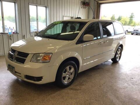 2008 Dodge Grand Caravan for sale at Sand's Auto Sales in Cambridge MN