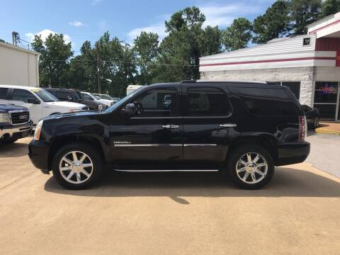 2011 GMC Yukon for sale at Northwood Auto Sales in Northport AL