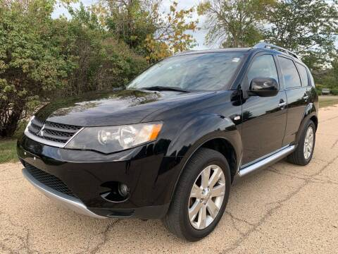 2008 Mitsubishi Outlander for sale at All Star Car Outlet in East Dundee IL