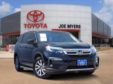 2020 Honda Pilot for sale at Joe Myers Toyota PreOwned in Houston TX