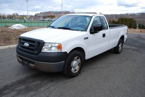 2006 Ford F-150 for sale at New Milford Motors in New Milford CT
