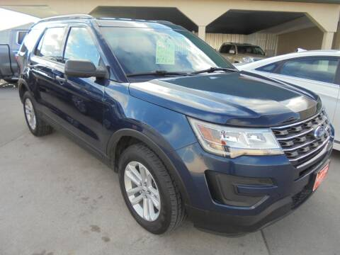 2017 Ford Explorer for sale at KICK KARS in Scottsbluff NE