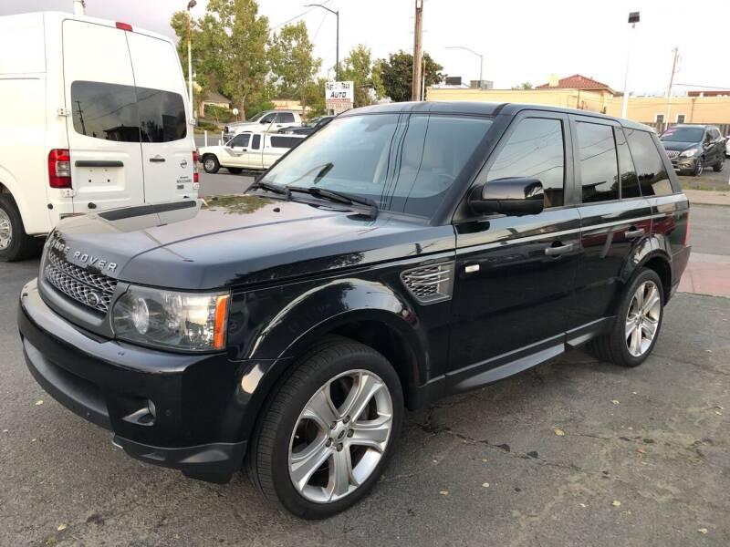 2011 Land Rover Range Rover Sport for sale at EKE Motorsports Inc. in El Cerrito CA