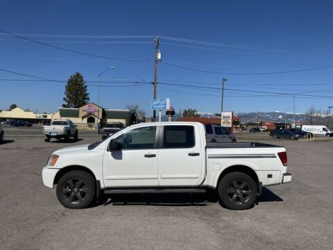 2012 Nissan Titan for sale at CHEAP CARS in Missoula MT