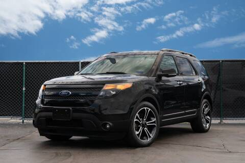 2014 Ford Explorer for sale at MATRIX AUTO SALES INC in Miami FL