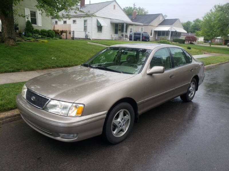 1999 Toyota Avalon for sale at REM Motors in Columbus OH