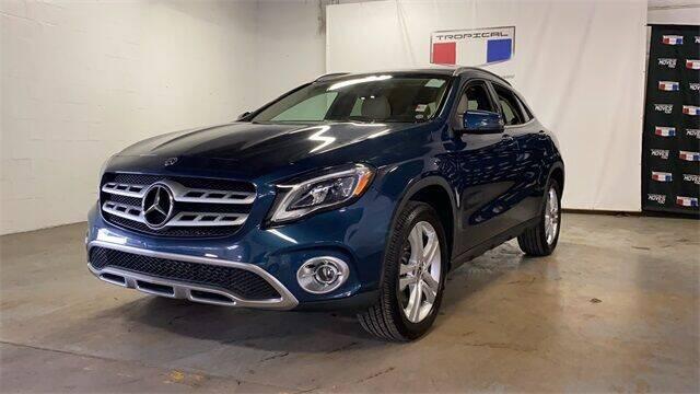 2020 Mercedes-Benz GLA for sale in Miami, FL