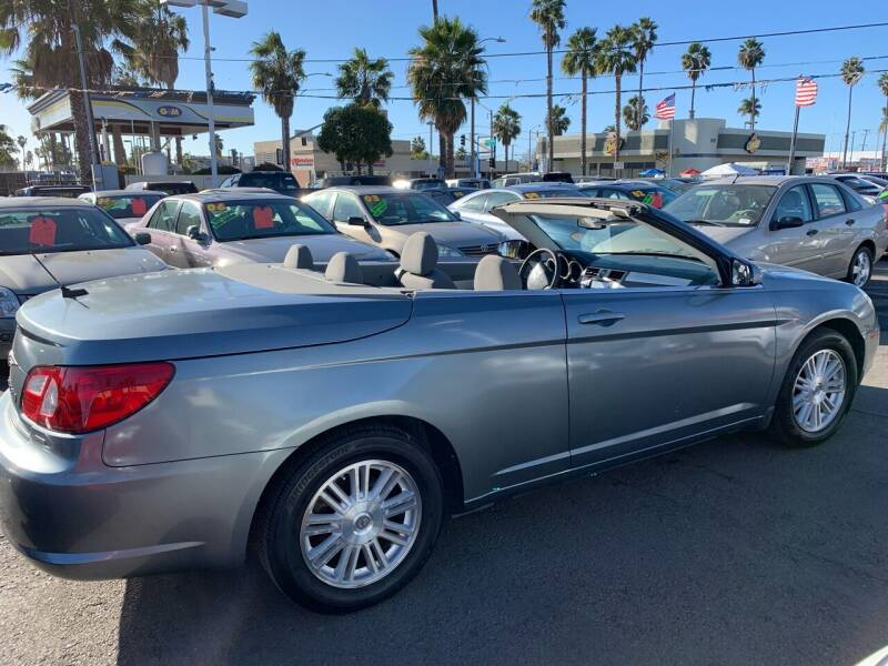 2008 Chrysler Sebring for sale at North County Auto in Oceanside CA
