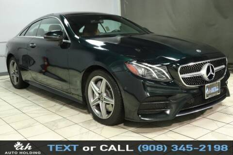 2018 Mercedes-Benz E-Class for sale at AUTO HOLDING in Hillside NJ