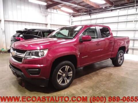 2017 Chevrolet Colorado for sale at East Coast Auto Source Inc. in Bedford VA