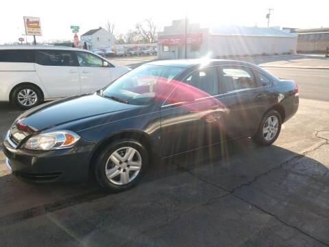 2008 Chevrolet Impala for sale at Economy Motors in Muncie IN