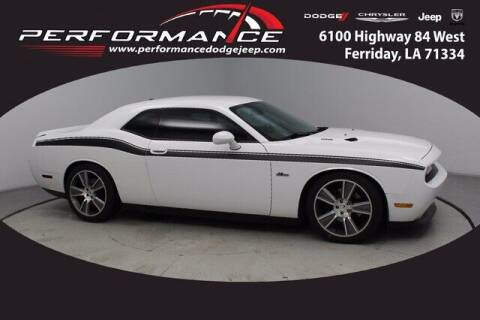 2014 Dodge Challenger for sale at Performance Dodge Chrysler Jeep in Ferriday LA