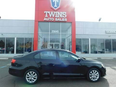 2015 Volkswagen Jetta for sale at Twins Auto Sales Inc Redford 1 in Redford MI