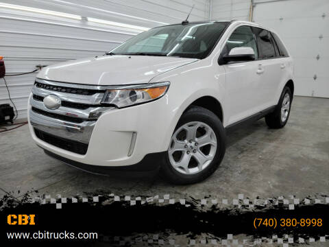 2012 Ford Edge for sale at CBI in Logan OH