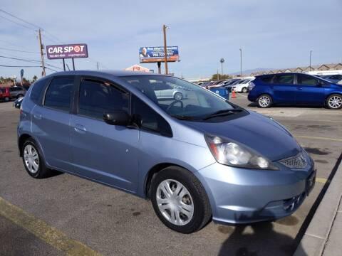 2011 Honda Fit for sale at Car Spot in Las Vegas NV