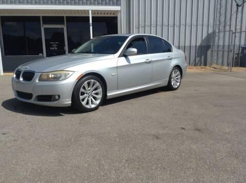 2011 BMW 3 Series for sale at Darryl's Trenton Auto Sales in Trenton TN